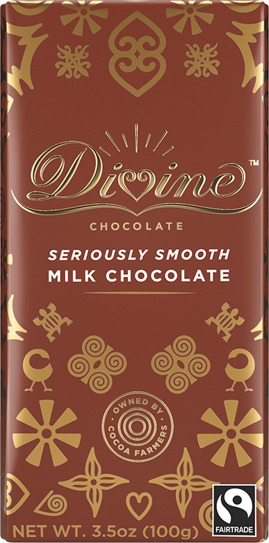 Image of Milk Chocolate Packaging