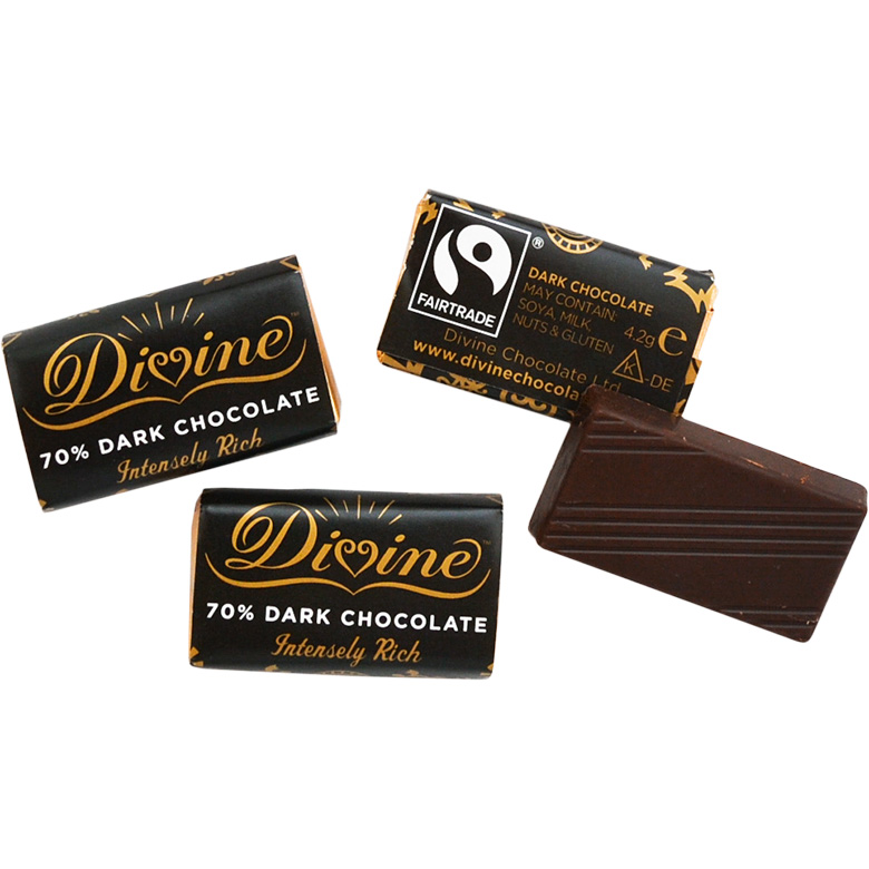 Image of Dark Chocolate Minis Packaging
