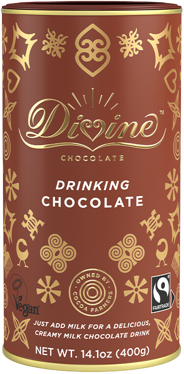 Image of Drinking Chocolate Packaging
