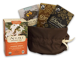 Image of Fair Trade Gift Set Packaging