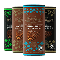 Click here to purchase Crispy Thins products