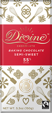 55% Semi-Sweet Baking Chocolate - Get More Information