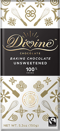 100% Unsweetened Baking Bar - Get More Information
