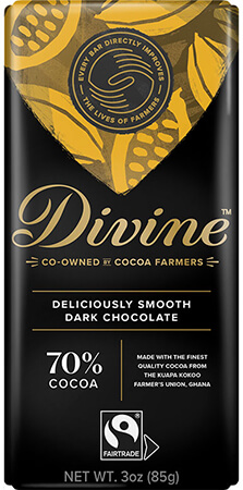 Click to buy 70% Dark Chocolate