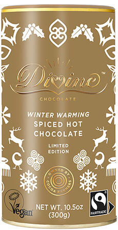 Winter Warming Spiced Drinking Chocolate - Click for more information, or use your TAB key to go to purchase options