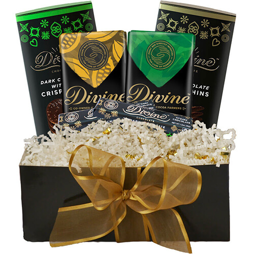 Dark Chocolate Lovers Gift Set - Click for more information, or use your TAB key to go to purchase options