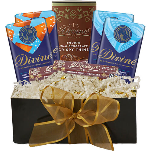 Milk Chocolate Lovers Gift Set - Click for more information, or use your TAB key to go to purchase options
