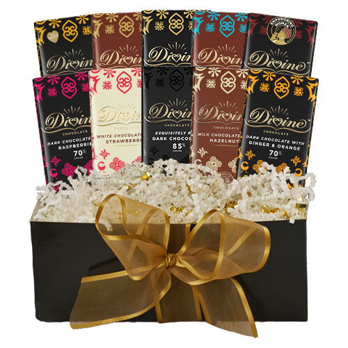 Divine Classics 10-Bar Gift Set - Click for more information, or use your TAB key to go to purchase options